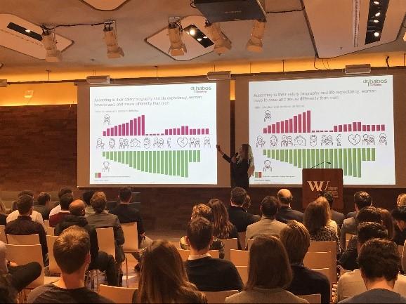Wirtschaftsuniversität Wien DAMENSACHE® gewinnt Wirtschaftsuniversität Wien als Projektpartner! 7