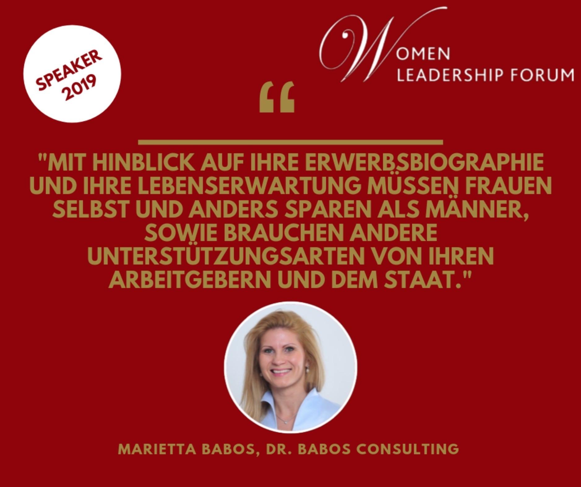 Woman Leadership Forum 7