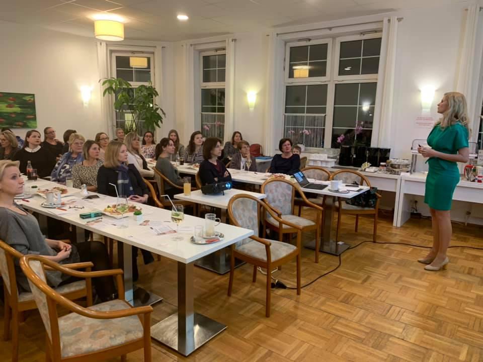 Ausflug nach Gerasdorf – Finanzwissen für Frauen 2